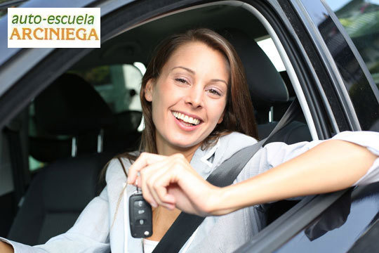 Colectivia autoescuela arciniega carn de coche - Matricula coche hoy ...