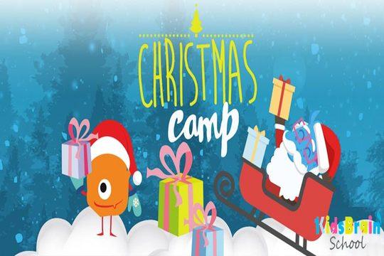 En KidsBrain School tus hijos aprenderán inglés mientras se divierten con dinámicas actividades navideñas: Arts&Craft, magia, pelis... ¡La mejor manera de aprender es jugando!
