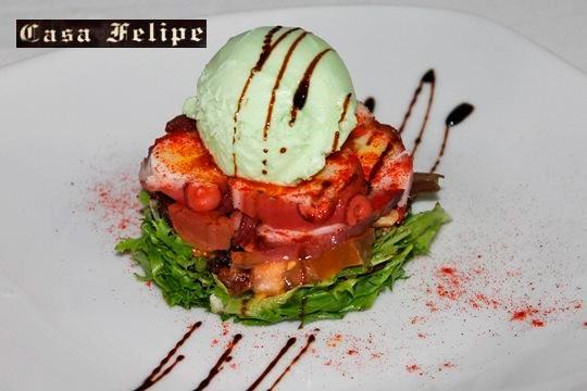 Degusta en Casa Felipe un menú con productos locales y de calidad ¡En Laredo!