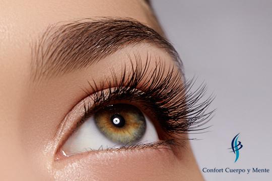 Intensifica tu mirada con un lifting y tinte de pestañas + manicura normal o semipermanente ¡Estarás guapísima!