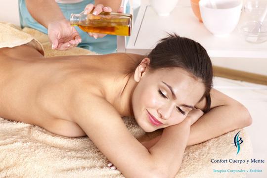 Regálate el mejor relax y bienestar con 2 masajes de 25 o 40 minutos a elegir en Confort Cuerpo y Mente