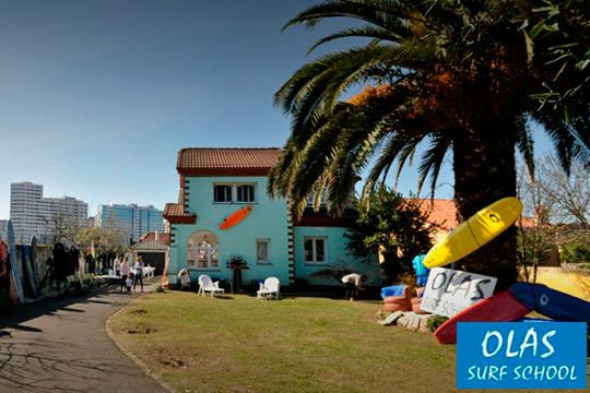De 1 a 6 días de Surfcamp + alojamiento incluido en Gijón ¡Desde los más peques de la casa hasta los más mayores aprenderéis a coger olas!