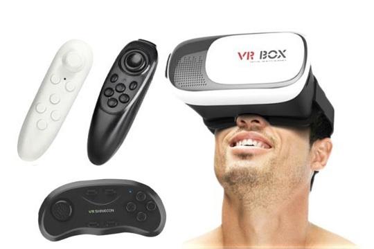 Realidad virtual en tu smartphone