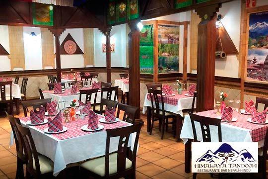Menú degustación de 7 u 8 platos nepalíes ¡En Vitoria Centro!
