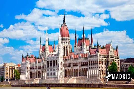 Febrero y marzo a Budapest: Vuelo directo desde Madrid + 3 noches