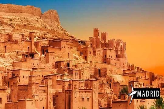 4 días en Marrakech con desayuno + vuelo desde Madrid