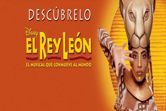 Disfruta del espectáculo que está haciendo historia en Madrid, 'El Rey León' con autobús desde Bilbao y Vitoria + noche de alojamiento + desayuno + entrada al show que cambiará tu vida ¡Hakuna Matata!