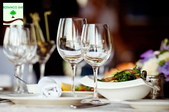 Degusta un completo menú en fin de semana en el restaurante Botánico ¡podrás elegir entre varios platos!