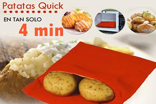 Quick potato