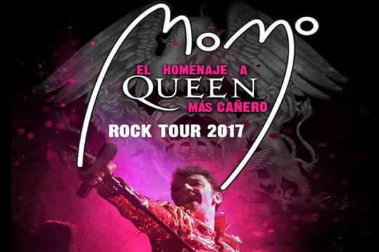 Muévete y disfruta con los mayores éxitos de Queen en el tributo que se celebra en la sala Stage Live el 1 de diciembre