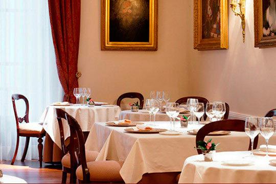 Colectivia palacio de guendulain men en el palacio for Cocina vasca pamplona