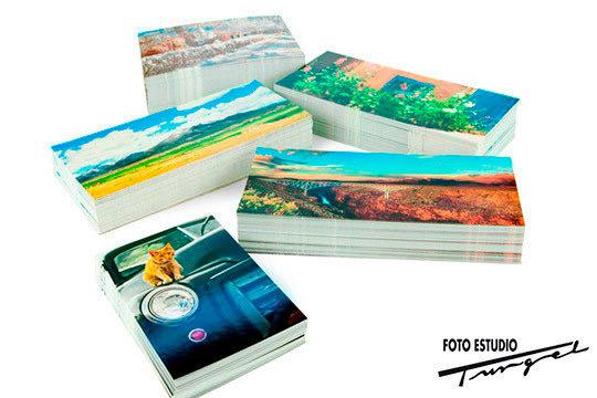 Inmortaliza 50 instantes únicos en papel con el revelado de fotos express de Turgel ¡En tan solo 24 horas!