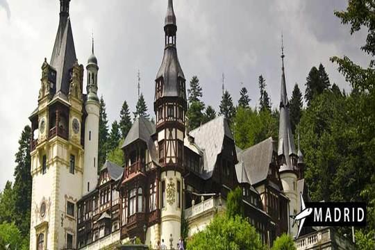 Junio y julio: Vuelo a Bucarest desde Madrid + 3 noches de hotel con desayuno