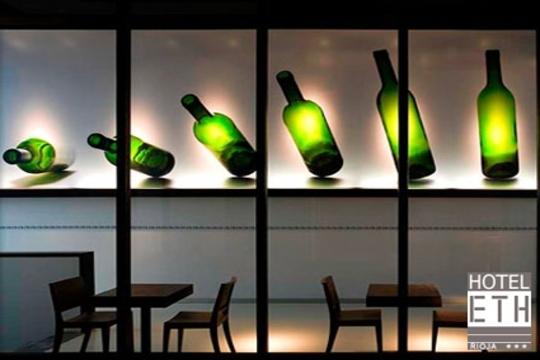 Sumérgete en la ruta del vino con una noche en el hotel ETH de Haro y visita una bodega con degustación