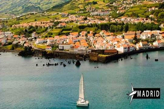 Viaje a Terceira: Vuelo desde Madrid + 7 noches con desayunos