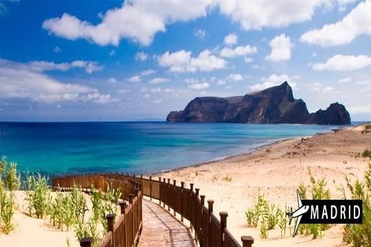 Julio desde Madrid a Madeira + 7 noches en Todo Incluido en hotel de 4*