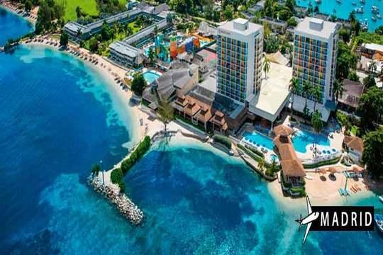 Conoce Jamaica en verano vuelo + 7 noches hotel 5* con Todo Incluido