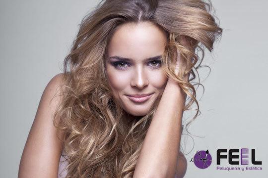 Dale vida a tu cabello con una sesión de peluquería con tratamiento personalizado y recuperador del color y brillo ¡Incluye asesoramiento, lavado, peinado y opción a corte y mechas balayage!