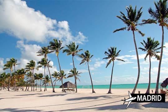 Última plazas para viajar a Punta Cana este otoño ¡En noviembre y diciembre vuelo desde Madrid + 7 noches en TI!