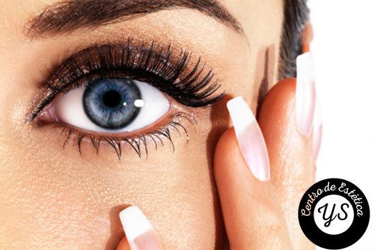 Tendrás una mirada irresistible con el tinte de pestañas + diseño de cejas que te realizarán en el Centro de Estética Yunia Sauquet