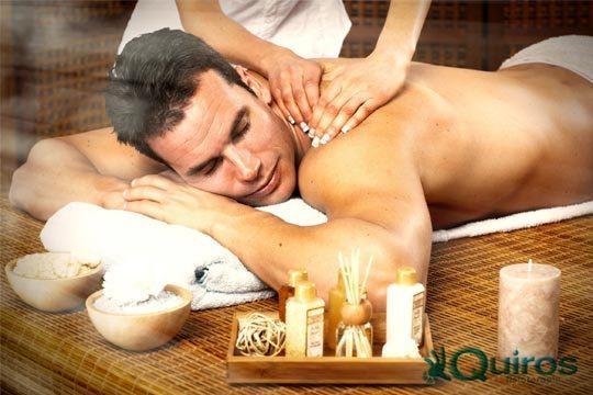 Nada mejor para aliviar las tensiones cotidianas que un masaje relajante en un entorno agradable