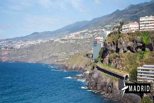 Agosto a Tenerife ¡Vuelo + 7 noches en media pensión!