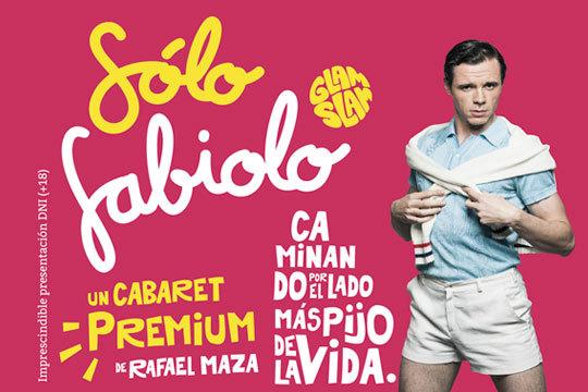 """Esta Semana Grande disfruta en Bilbao de un show único, el monólogo """"Solo Fabiolo"""" de Rafael Maza ¡No pararás de reír!"""