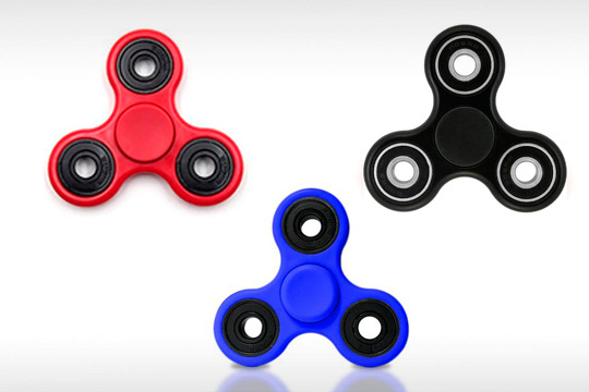 Spinner ¡El juguete de moda para la coordinación y concentración!