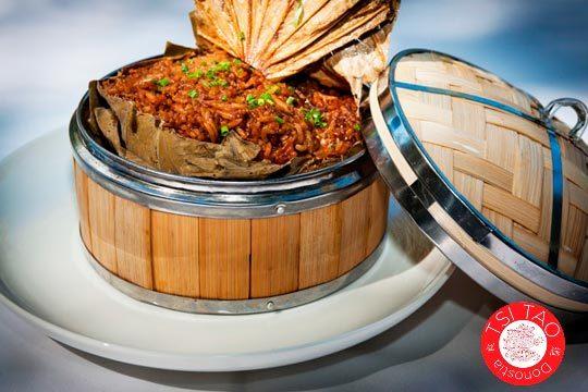 Menú degustación de 6 platos en el restaurante Tsi Tao ¡Frente al Kursaal!