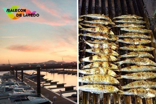 Degusta un menú del Mar en el puerto deportivo de Laredo