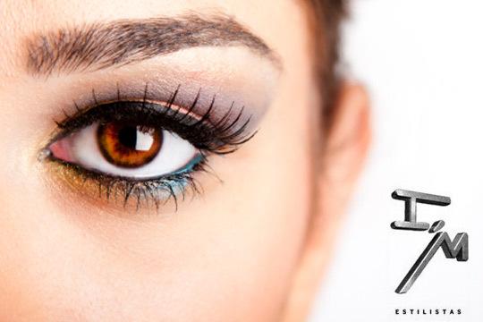 Tinte + permanente de pestañas + depilación cejas por solo 15,9€ ¡Tu mirada más intensa que nunca!