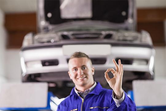 Pon tu coche a punto en Biscay Factory Garage: cambio de aceite, revisión de seguridad... ¡Invierte en seguridad!