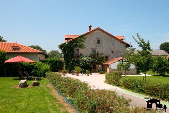 De 1 a 4 noches en la Casona Camino de Hoz de Cantabria ¡Vacaciones en plena naturaleza!