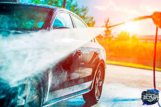 Inauguración en Auto-Lavado Detroit ¡Dejarán tu coche como nuevo con una limpieza interior a la que puedes añadir lavado exterior a mano, encerado y tapicería!