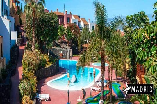 Junio a La Palma ¡vuelo de Madrid + 7 noches en apartamento!