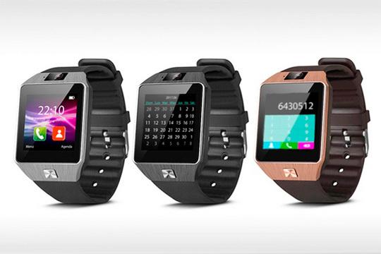 Smartwatch WD9 DZ09 para Android e IOS disponible en 3 colores