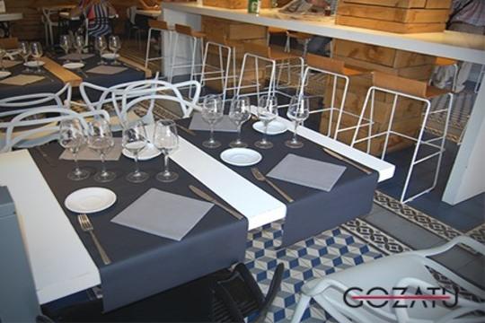 Menú con Paella de Marisco ¡Elige entre 4 locales céntricos en Bilbao!