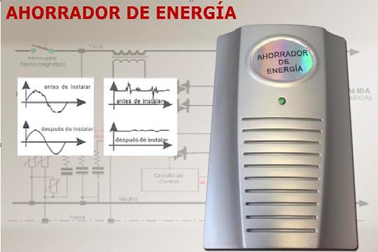 Ahorrador Electricidad