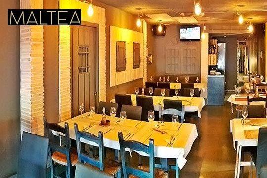 Degusta un exquisito menú en el restaurante Maltea Cervecería de Mercado