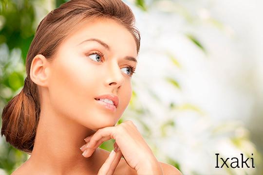 Elige entre 1 o 3 sesiones de higiene facial con extracción en el Centro de Estética Ixaki ¡Con vapor de ozono + ampolla y mascarilla personalizada