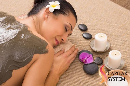 Peeling regenerante con particulas de oro + Mascarilla de barros + Masaje con Hidratación ¡Piel de seda!