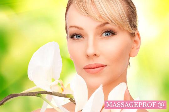 Luce un rostro joven y cuidado con 1 o 3 sesiones de tratamiento facial y fotorejuvenecimiento IPL en Massageprof