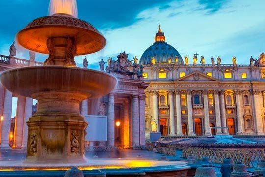 Descubre Roma de una forma diferente en un mini crucero de 5 noches con salida desde Barcelon el 29 de diciembre