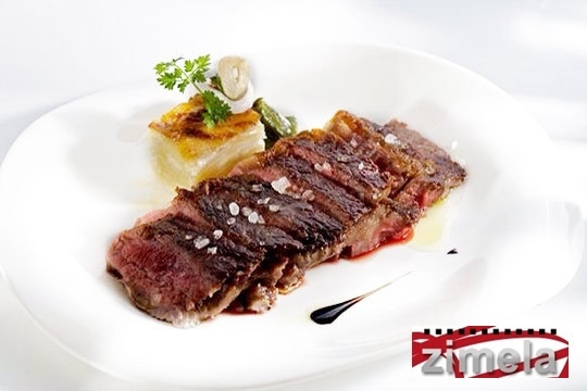 Menú de lujo con 6 platos en el Restaurante Zimela de Gernika