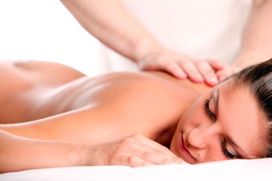 Acércate a Martina Terapias y disfruta de 40 minutos de un masaje sueco que te calmará dolores, te estimulará la circulación y te relajará