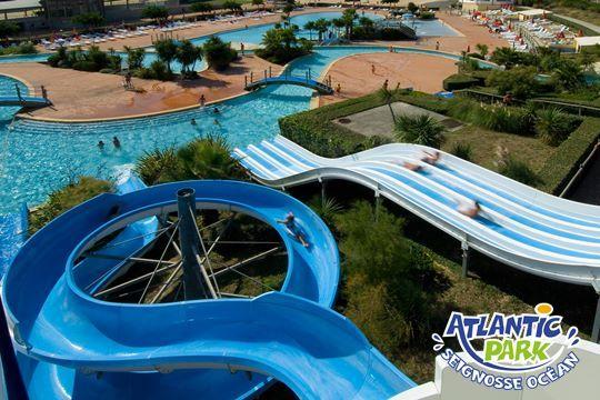 Disfruta de un día de acceso ilimitado a Atlantic Park ¡Más de 2.800m2 de piscinas y muchas novedades para que te diviertas como nunca!