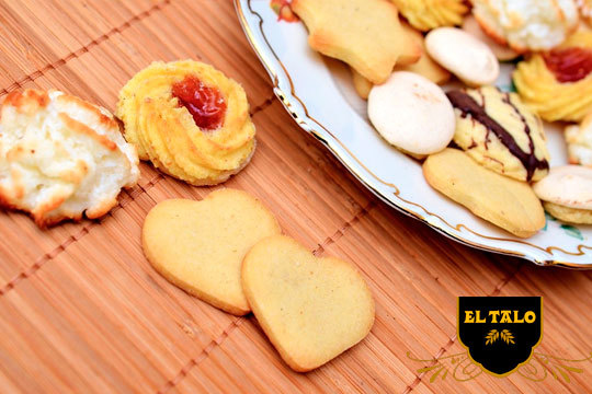 ¡Qué no falten los dulces en tu mesa! Elige tus 31 piezas con o sin azucar en la Pastelería El Talo Los Herrán