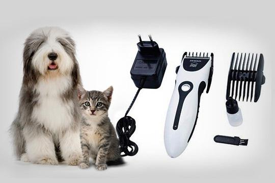 Máquina corta pelos para perros y mascotas