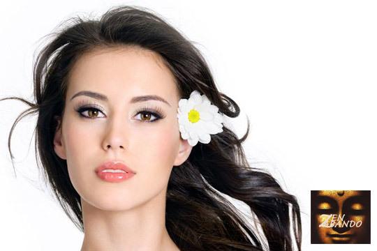En Zen Abando tu rostro lucirá joven y cuidado con 1 o 3 faciales que incluyen mesoterapia, masaje Shiatsu y aromaterapia ¡Un cutis de cine!