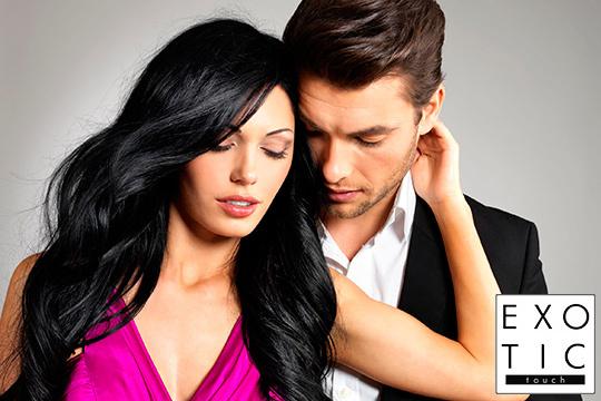¡Consigue una fortaleca y espesura de cabello en Exotic Touch! Elige entre 1 o 3 sesiones de Radiofrecuencia Indiba capilar